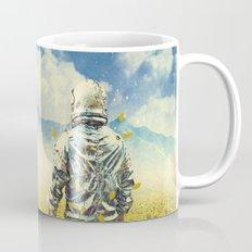In the field Mug