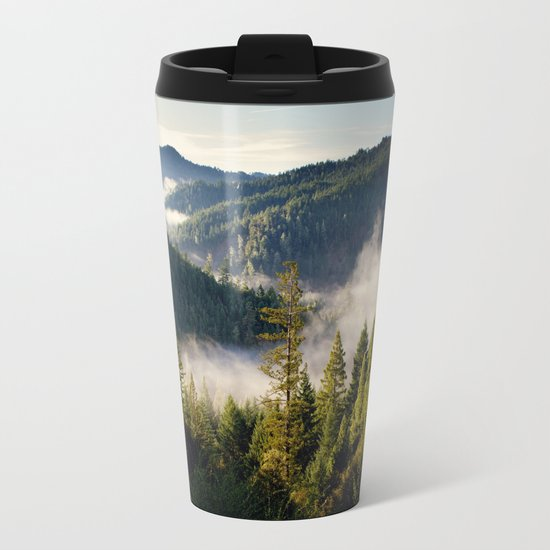 Adventures Metal Travel Mug