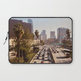 The Rush Hour, DTLA Laptop Sleeve
