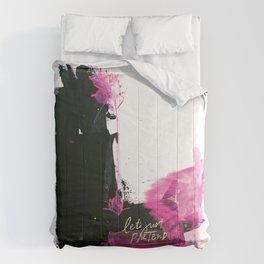 Let's Just Pretend Comforters