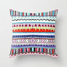 VIVID HUYANA Throw Pillow