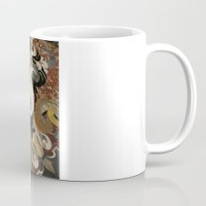 Marble Filigree Coffee Mug