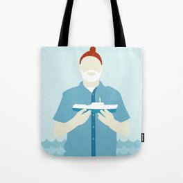 The Life Aquatic with Steve Zissou Tote Bag