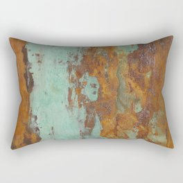 Time Slice Rectangular Pillow
