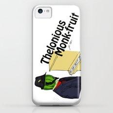 thelonious monk-fruit iPhone 5c Slim Case