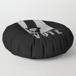 Abraham Lincoln Say Vote Floor Pillow
