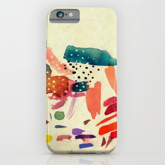 End of rain iPhone & iPod Case