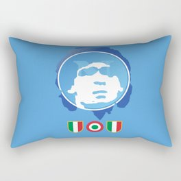 SSC Napoli Maradona Rectangular Pillow