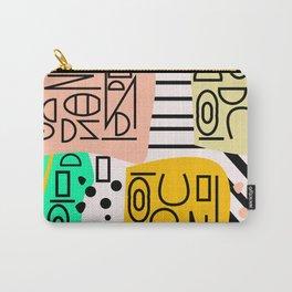Strange alphabet no.2 Carry-All Pouch