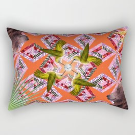 ▲ KURUK ▲ Rectangular Pillow
