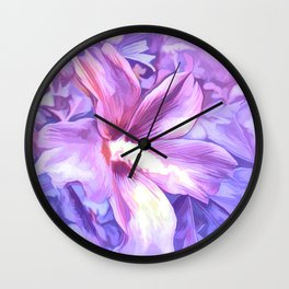Natures Tender Love Wall Clock