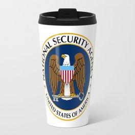 National Security Agency Crest Travel Mug