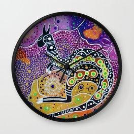BORA THE KANGAROO 4 Wall Clock