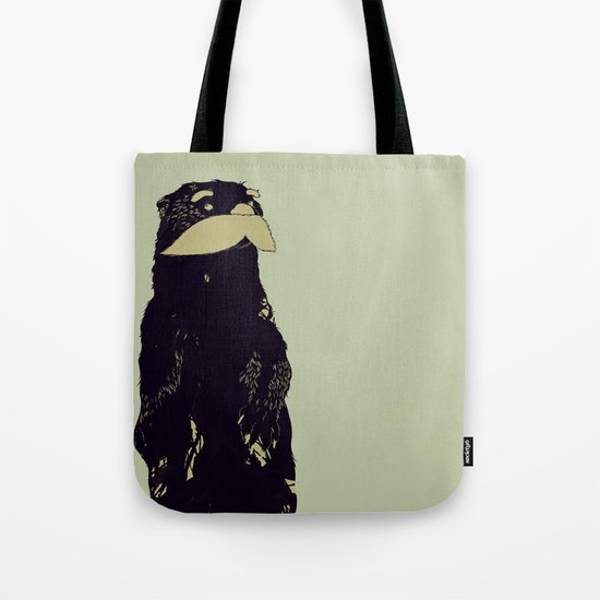 An Other Moustache Tote Bag