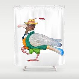 Gander Shower Curtain