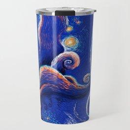 Pillars of Creation Travel Mug
