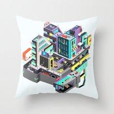 ESC Throw Pillow