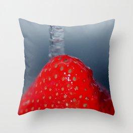 Dripping Mountain.  Throw Pillow