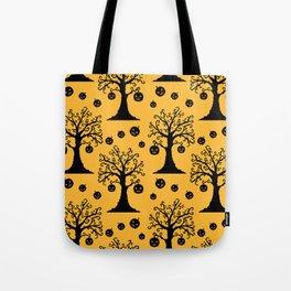 Halloween Tree Tote Bag