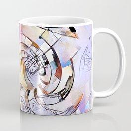 Recherche Record of Jazz Improvisation Coffee Mug