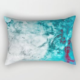 δ Rana Rectangular Pillow
