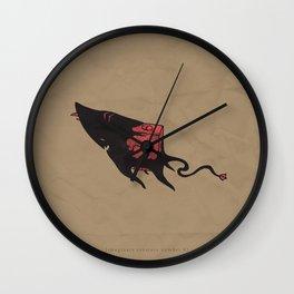 d6 Wall Clock