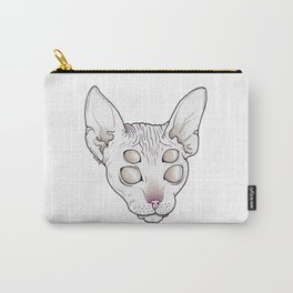 Alien Kitty Carry-All Pouch