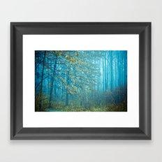 The Sound of Silence Framed Art Print