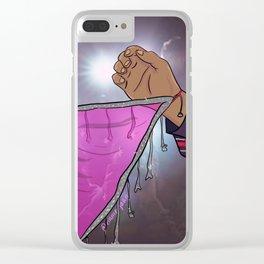 Om Shanti Om Clear iPhone Case