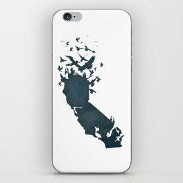 California is...The Sky iPhone Skin