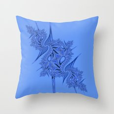 Fractal 84 Throw Pillow