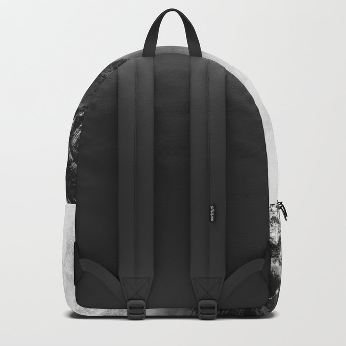 Why down the circle Backpack