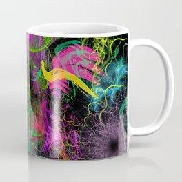 Crabgrass Entrancement (totem, psychedelic, visionary) Coffee Mug