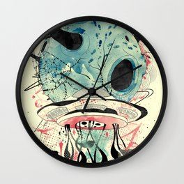 ET Explorer Wall Clock