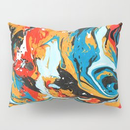 Magic Marble 1 Pillow Sham