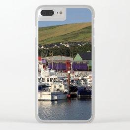 Fishing Fleet Clear iPhone Case