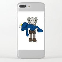 Clown 2 Clear iPhone Case