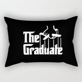 The Sicilian Mafia College Graduate Puppet Strings Rectangular Pillow