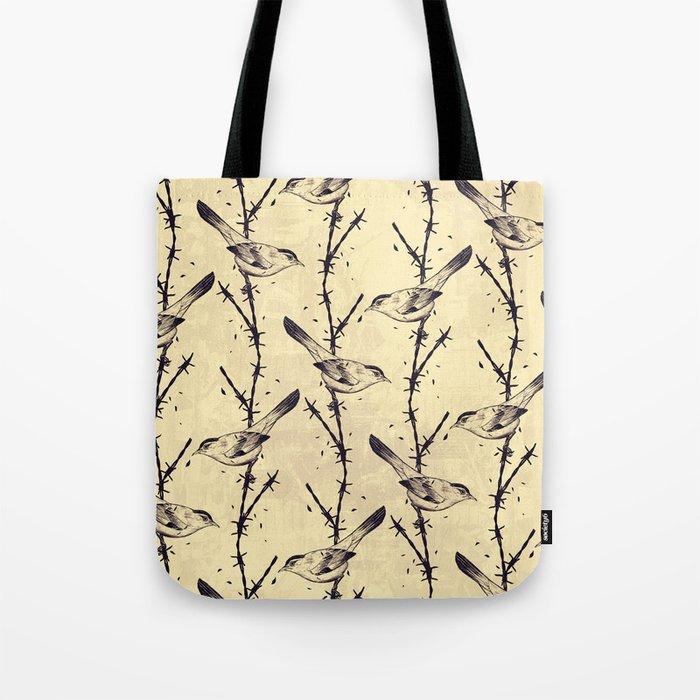 Freedom Birds Tote Bag