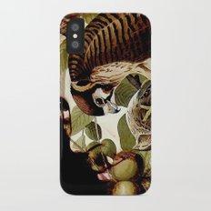 D._IN DER ZWISCHENZEIT_ Slim Case iPhone X