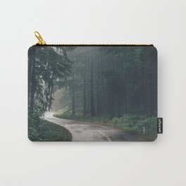 Forest Road Carry-All Pouch