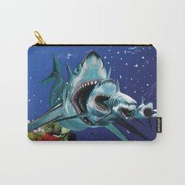 Sharkioska Carry-All Pouch