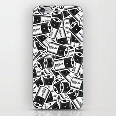 Bipolar Bitch Pattern iPhone & iPod Skin