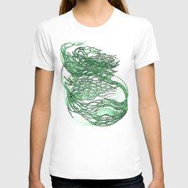 lettuce lattice T-shirt