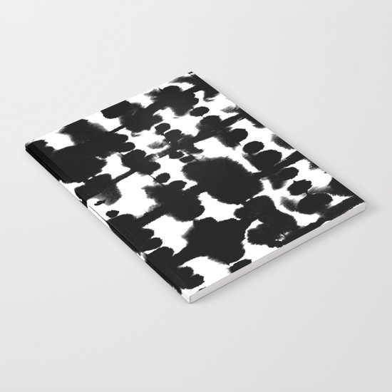 Parallel Black and White Notebook