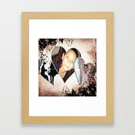 Talented 2 Framed Art Print