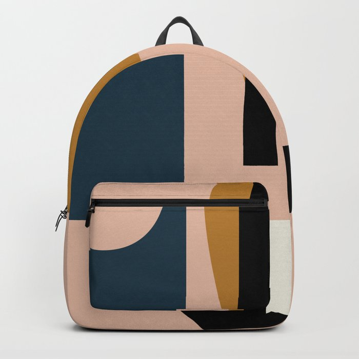 Shape study #2 - Lola Collection Rucksack