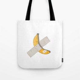 The Comedian Banana Tote Bag