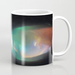 Twin Jet Nebula Coffee Mug