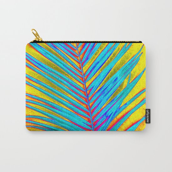 Palm Colors Carry-All Pouch